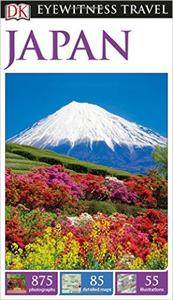 DK Eyewitness Travel Guide: Japan
