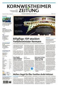 Kornwestheimer Zeitung - 08. Juni 2019