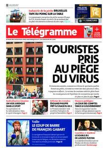 Le Télégramme Auray – 26 février 2020