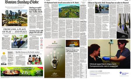 The Boston Globe – June 09, 2019