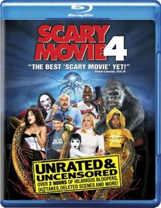 Scary Movie 4 (2006) [Unrated]