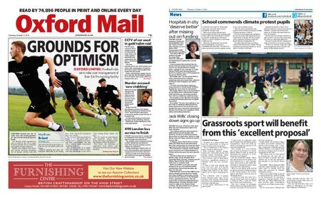 Oxford Mail – October 03, 2019