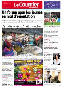 Le Courrier de l'Ouest Angers – 02 décembre 2019
