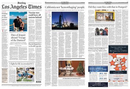 Los Angeles Times – December 27, 2020