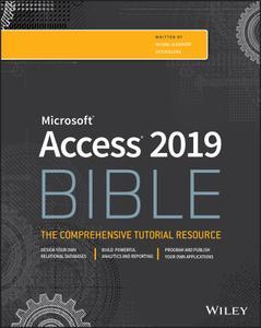 Access 2019 Bible