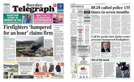 Border Telegraph – February 20, 2019