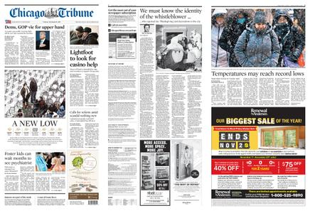 Chicago Tribune – November 12, 2019