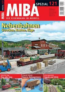 Miba Spezial - Nr.121 2019
