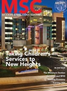 Modern Steel Construction - July 2011