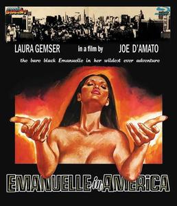 Emanuelle in America (1977) + Extras