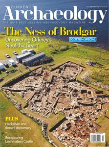 Current Archaeology - Issue 335