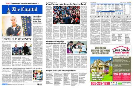 The Capital – February 03, 2020