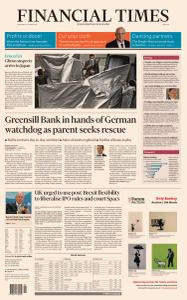 Financial Times Europe - March 3, 2021