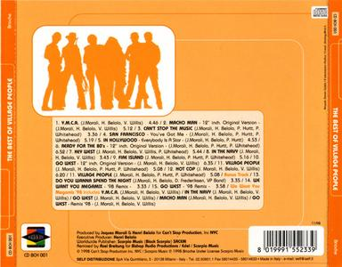 Village People - The Best Of... (1998) {Brioche}