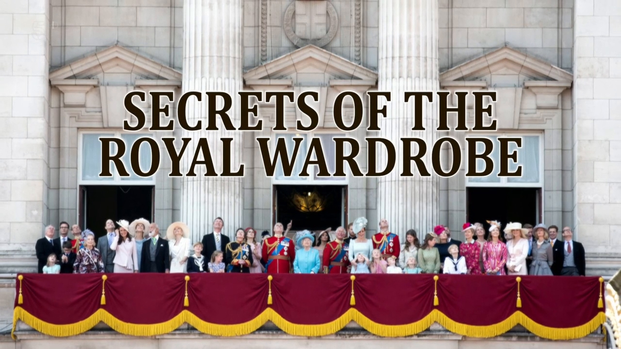 Ch5. - Secrets Of The Royal Dressmakers (2019)