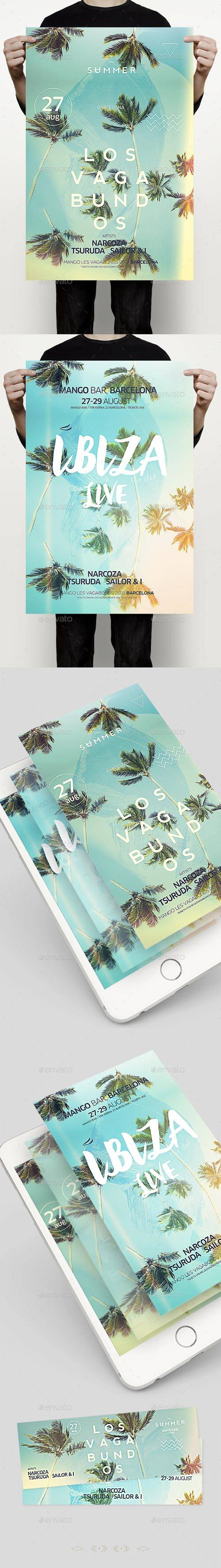 Sun & Palms Flyer 16606701