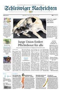 Schleswiger Nachrichten - 27. Juli 2018