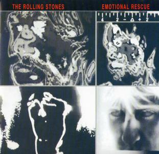 The Rolling Stones - Emotional Rescue (1980) [4 Releases]