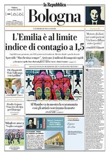 la Repubblica Bologna - 24 Ottobre 2020