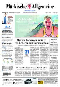 Märkische Allgemeine Dahme-Kurier - 05. Oktober 2019