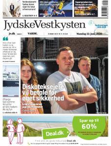 JydskeVestkysten Varde – 22. juni 2020