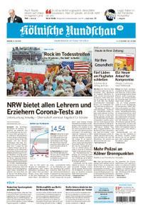 Kölnische Rundschau Wipperfürth/Lindlar – 21. Juli 2020