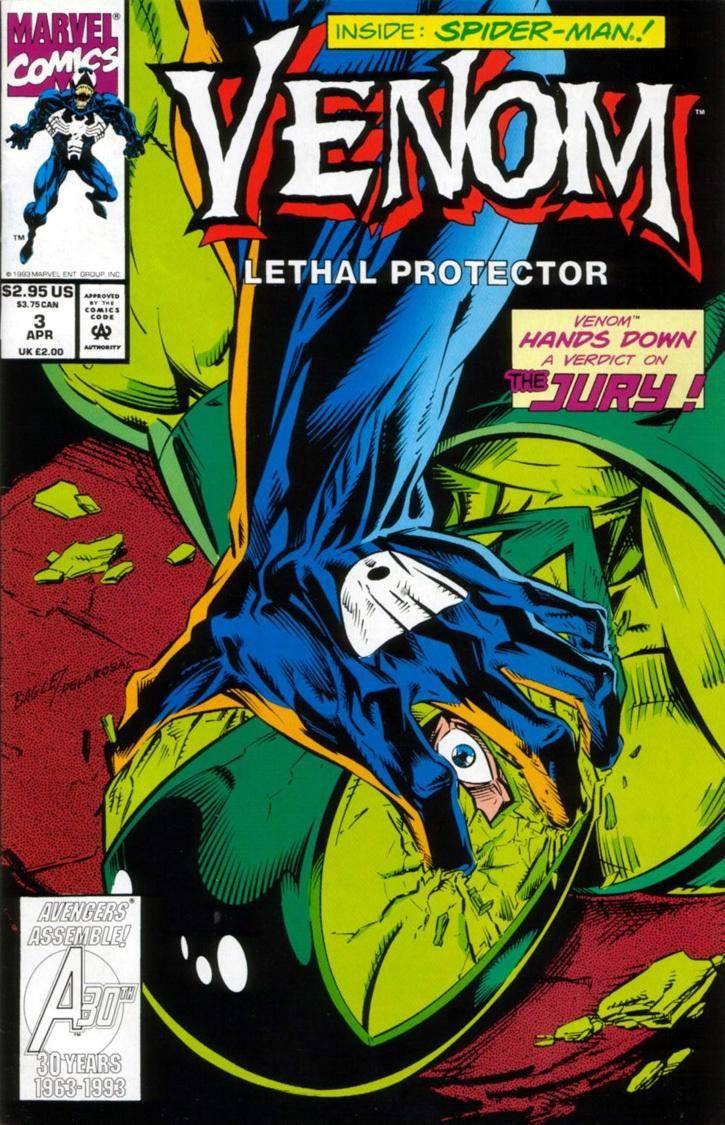Spider-Man [0413] Venom - Lethal Protector 03 cbr