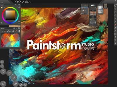 Paintstorm Studio 2.42.170919 macOS macOS
