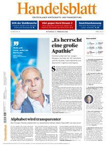 Handelsblatt - 5 Februar 2020