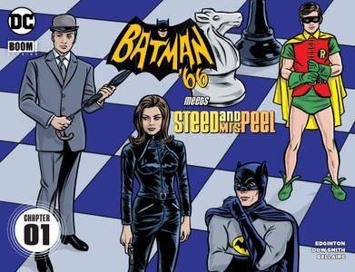 Batman Comics plus Reader
