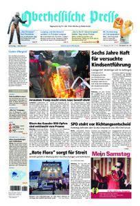 Oberhessische Presse Marburg/Ostkreis - 07. Dezember 2017