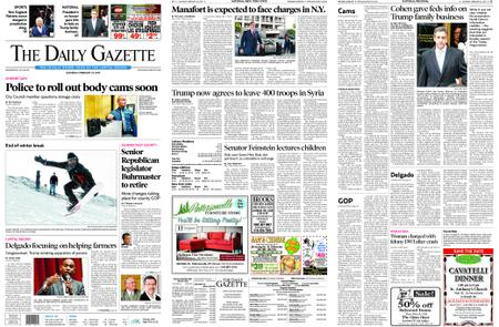 The Daily Gazette – February 23, 2019