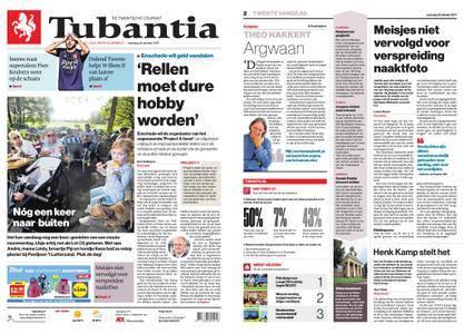Tubantia - Enschede – 16 oktober 2017