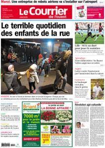 Le Courrier de l'Ouest Angers - 24 février 2018