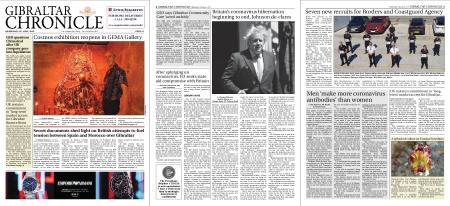 Gibraltar Chronicle – 24 June 2020