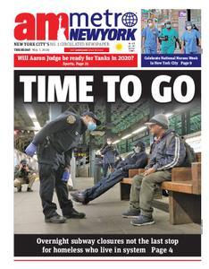 AM New York - May 07, 2020