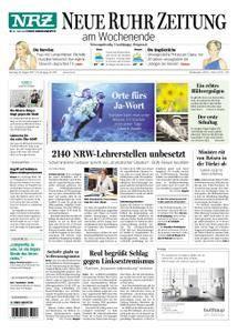 NRZ Neue Ruhr Zeitung Essen-Postausgabe - 26. August 2017