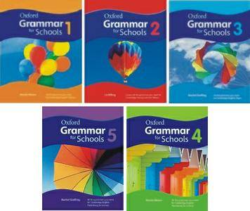 Oxford Grammar for Schools Collection • English Course • Levels 1-5