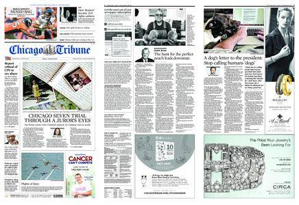 Chicago Tribune – August 19, 2018