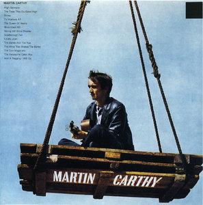 Martin Carthy - Martin Carthy (1965) Reissue 1993