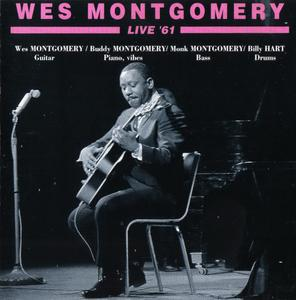 Wes Montgomery - Live '61 (1961) {Magnetic Records MRCD 124}
