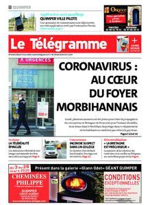 Le Télégramme Quimper – 03 mars 2020