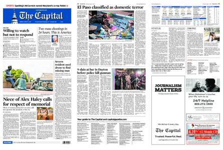 The Capital – August 05, 2019