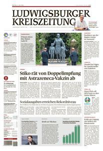 Ludwigsburger Kreiszeitung LKZ - 02 Juli 2021
