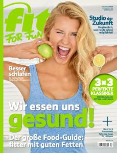 Fit for Fun - Dezember 2019