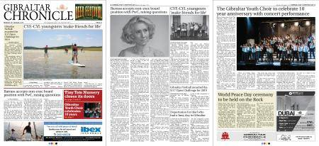 Gibraltar Chronicle – 20 August 2018