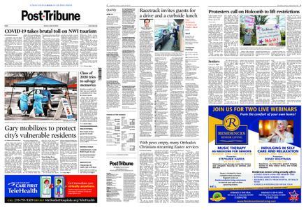 Post-Tribune – April 19, 2020