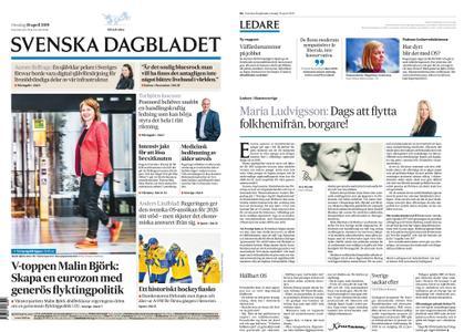Svenska Dagbladet – 10 april 2019