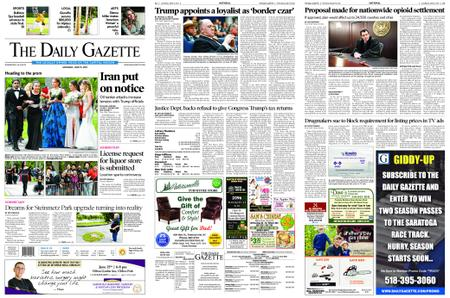 The Daily Gazette – June 15, 2019