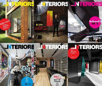 Canadian interiors - 2016 Full Year Issues Collection